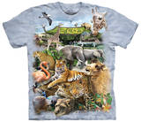 Zoo Puzzle T-Shirt