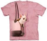 Handbag Chihuahua T-shirts