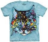Hypno Cat T-shirts