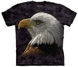 Bald Eagle Portrait T-shirts