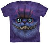 Big Face Cheshire Cat Skjorter