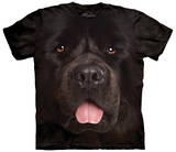 Big Face Newfie T-Shirts