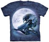 Raven Moon T-Shirts