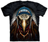 Eagle Spirit Chief T-shirts