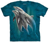 Three Dolphins T-Shirt