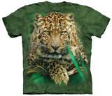 Majestic Leopard Skjorter