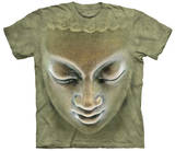 Big Face Buddha T-shirts