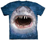 Wicked Nasty Shark T-shirts