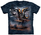 Reagan Velociraptor T-shirts