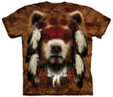 Warrior Bear Shirts