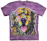 Russo Golden Retriever Shirt