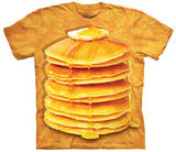 Big Stack Pancakes T-shirts
