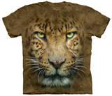 Big Face Leopard T-Shirt