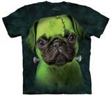 Franken Pug T-shirts