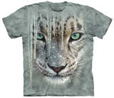 Icicle Snow Leopard T-shirts