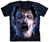 Moonlit Zombie T-skjorter
