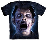 Moonlit Zombie T-shirts