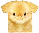 Big Face Baby Chick T-Shirt