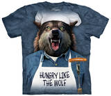 Hungry Like The Wolf T-shirts