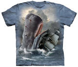 Moby Dick T-shirts