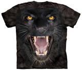 Aggressive Panther T-skjorter