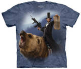 Lincoln The Emancipator T-skjorter