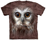 Saw Whet Owl T-shirts