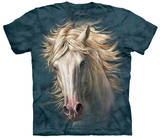 White Horse Portrait Shirts