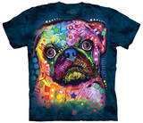 Russo Pug T-shirts