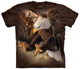 Freedom Eagle T-skjorte