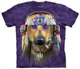 Peace Dog T-shirts
