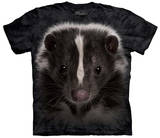 Skunk Portrait T-Shirt