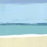 Strand II Kunstdrucke von Cathe Hendrick