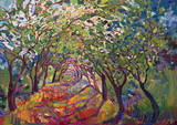 The Path Posters by Erin Hanson