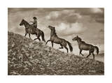 Ain't no Mountain High Enough Giclee Print by Barry Hart