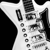 Classic Guitar Detail II Prints by Richard James