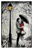 Lamp Art by Loui Jover