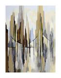City Bridge (left) Giclée-tryk af Gregory Lang