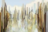 Silver Bay Kunst av Gregory Lang