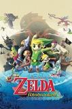 Zelda - Windwaker Posters