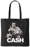 Johnny Cash - The Bird Tote Bag