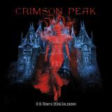 Crimson Peak - 2016 Calendar Calendars