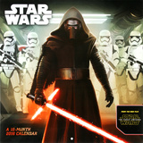Star Wars Episode VII - 2016 Calendar Calendars