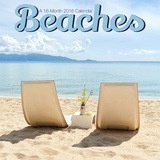Beaches - 2016 Mini Calendar Calendars