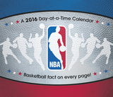 NBA - 2016 Daily Boxed Calendar Calendars