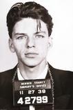 Frank Sinatra - Mugshot Plakaty
