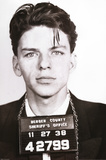 Frank Sinatra - Mugshot Plakát