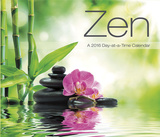 Zen - 2016 Daily Boxed Calendar Calendars