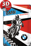 BMW - Motorräder Plaque en métal