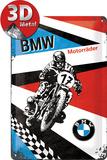 BMW - Motorräder Targa di latta